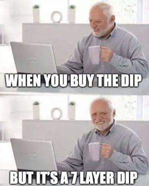 """10 mèmes irrésistibles qui illustrent parfaitement l'expression """"Buy the Dip"""" 103"""