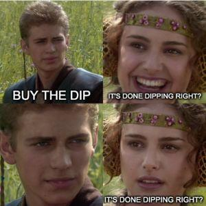 """10 mèmes irrésistibles qui illustrent parfaitement l'expression """"Buy the Dip"""" 106"""