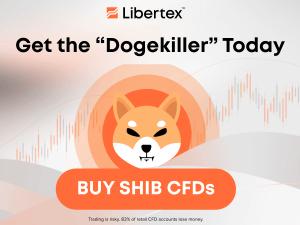 Libertex lance les contrats sur la différence (CFD) sur le Shiba Inu, une première dans le... 101