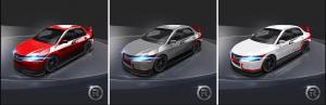 REVV Racing car NFT