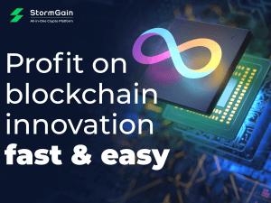 StormGain propose le trading de la crypto Internet Computer (ICP) avec 0% de commission 101