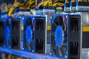 Kinas globala Bitcoin Hashrate sjönk innan Crackdown 101