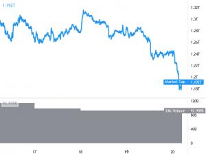 Chute de Bitcoin (BTC) et des altcoins dans un contexte d'appréciation de l'USD 101