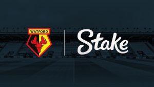 Watford FC et Stake.com annoncent la conclusion d'un partenariat pluriannuel 101