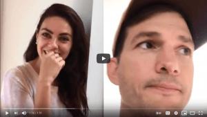 Vitalik Buterin Makes Curious Cameo in Kutcher and Kunis' 'Krypto' Video 101