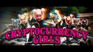 Cryptocurrency Girls återvänder med en musikvideo 101 med NFT-tema