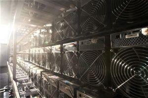 aumento di difficoltà di bitcoin
