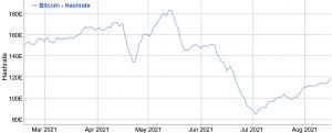 Pousses vertes de récupération pour les mineurs de Bitcoin - Rapport 102