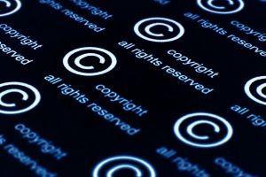 NFT copyright