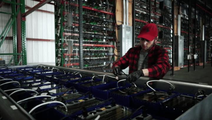Jaké to je mít těžbu Bitcoinu jako práci na plný úvazek