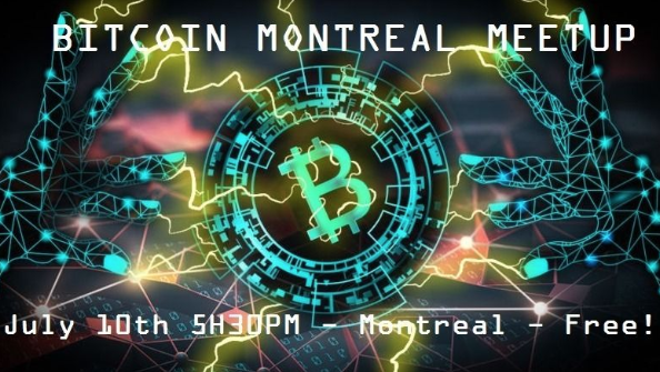 Anniversaire Meetup à la Blockhouse, frissons et Bitcoin Standard 0001