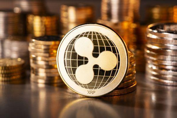 Krypto-Währung XRP Ripple