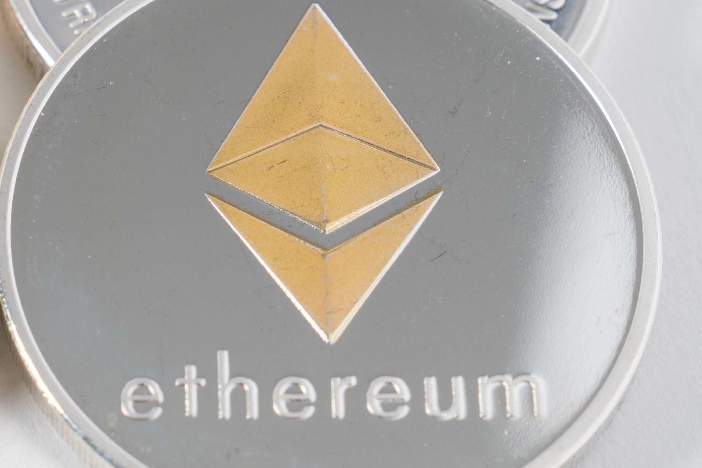 Nummer 2: Ether, de cryptocurrency van Ethereum