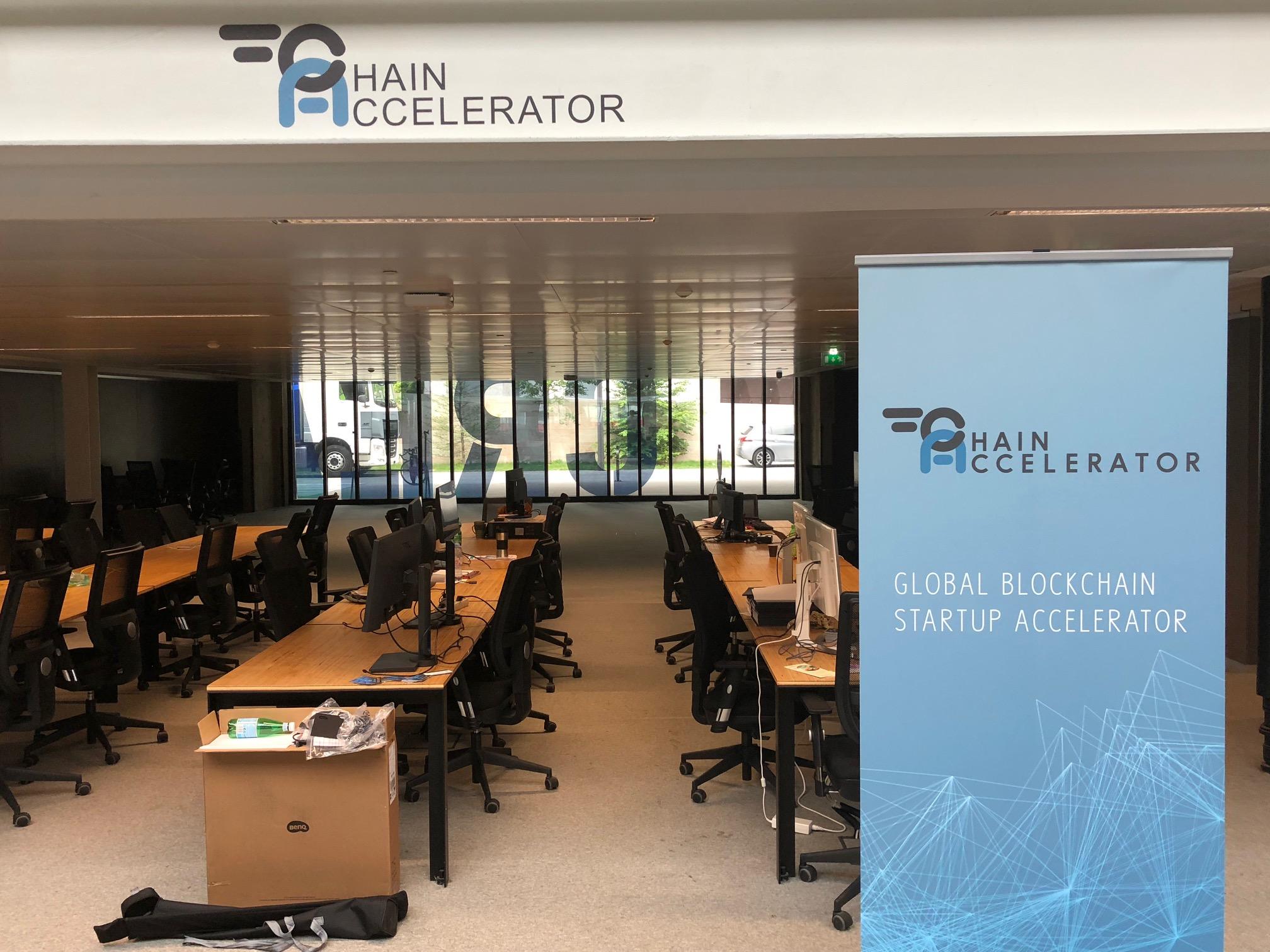 Chain Accelerator, le premier accélérateur européen pour les startups blockchain 0001