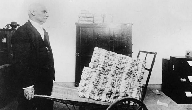 L'économie décentralisée à la rescousse de l'hyperinflation locale 0001