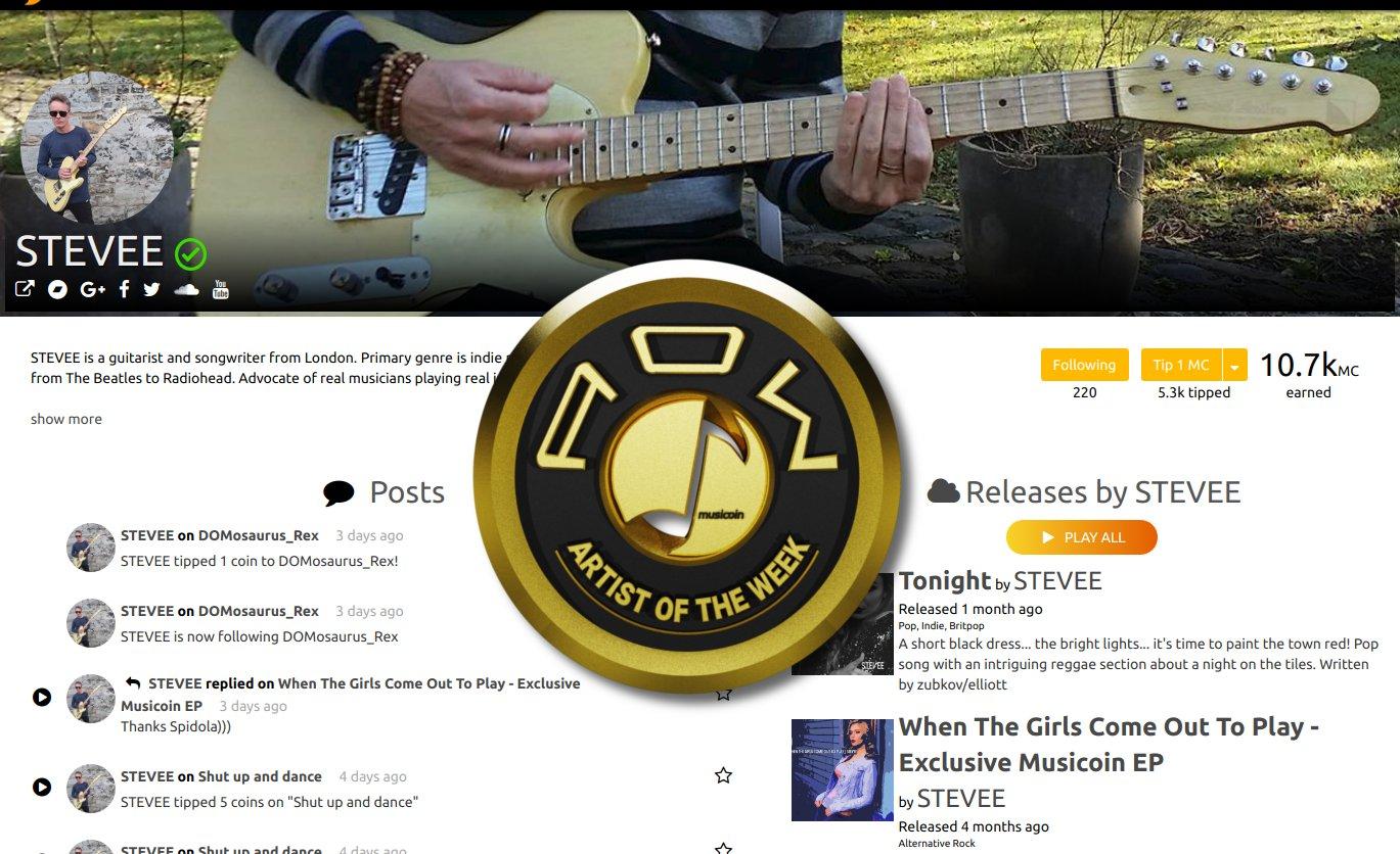Musicoin: la crypto-plateforme de streaming musical 0001