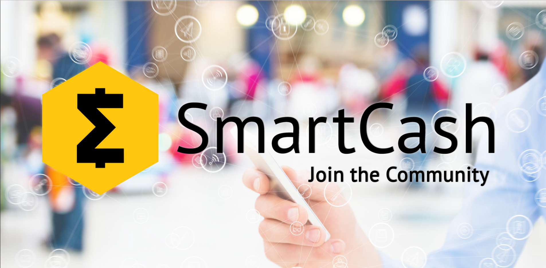 SmartCash: la force d'une communauté 0001