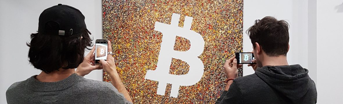 Bitcoin Art (r)evolution : quand l'art rencontre les cryptomonnaies 0001