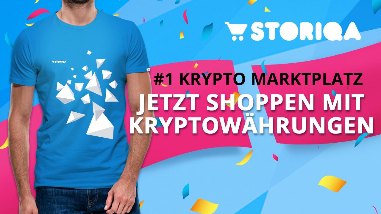 Krypto - Marktplatz Storiqa rollt Plattform für Nutzer aus 0001