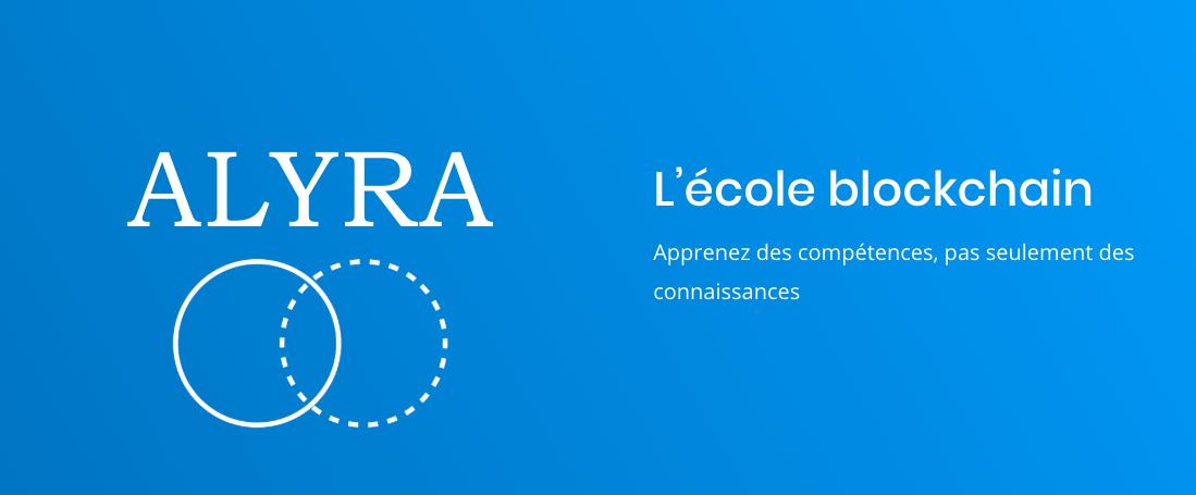 Alyra, la première école blockchain française ouvrira ses portes à Paris dans quelques... 0001