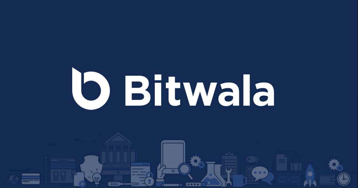 Bitwala Blockchain Bankdienst