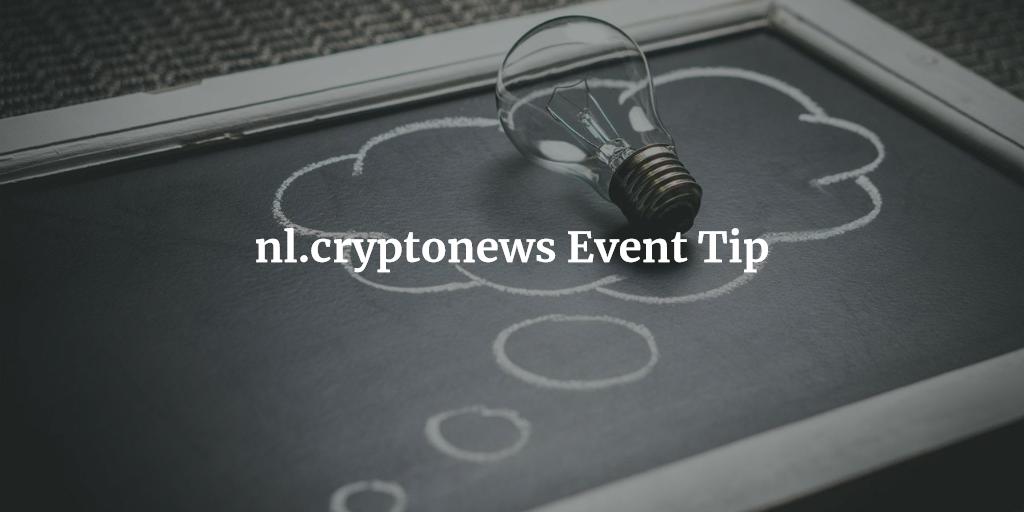 Eerste Bitcoin Crypto Congres in Beurs van Berlage op 9 november
