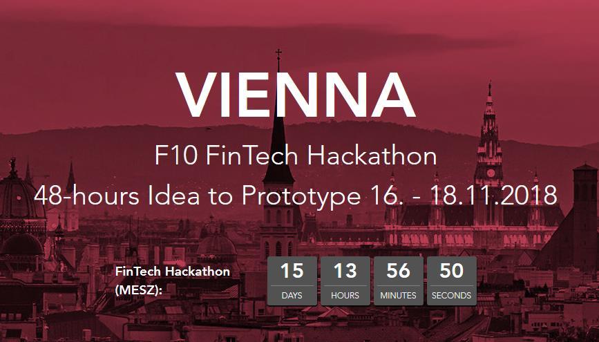 Der F10 FinTech Hackathon