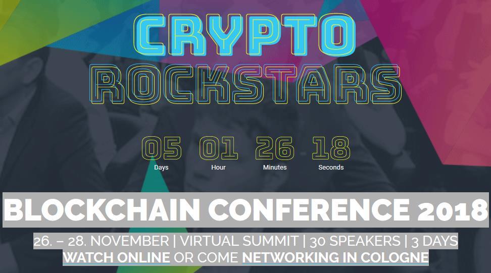 Crypto Rockstars