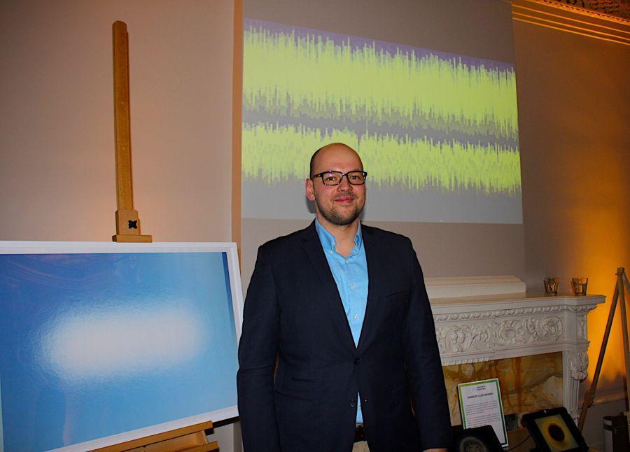 Martin Lukas Ostachowski : faire de l'art avec la blockchain 0001