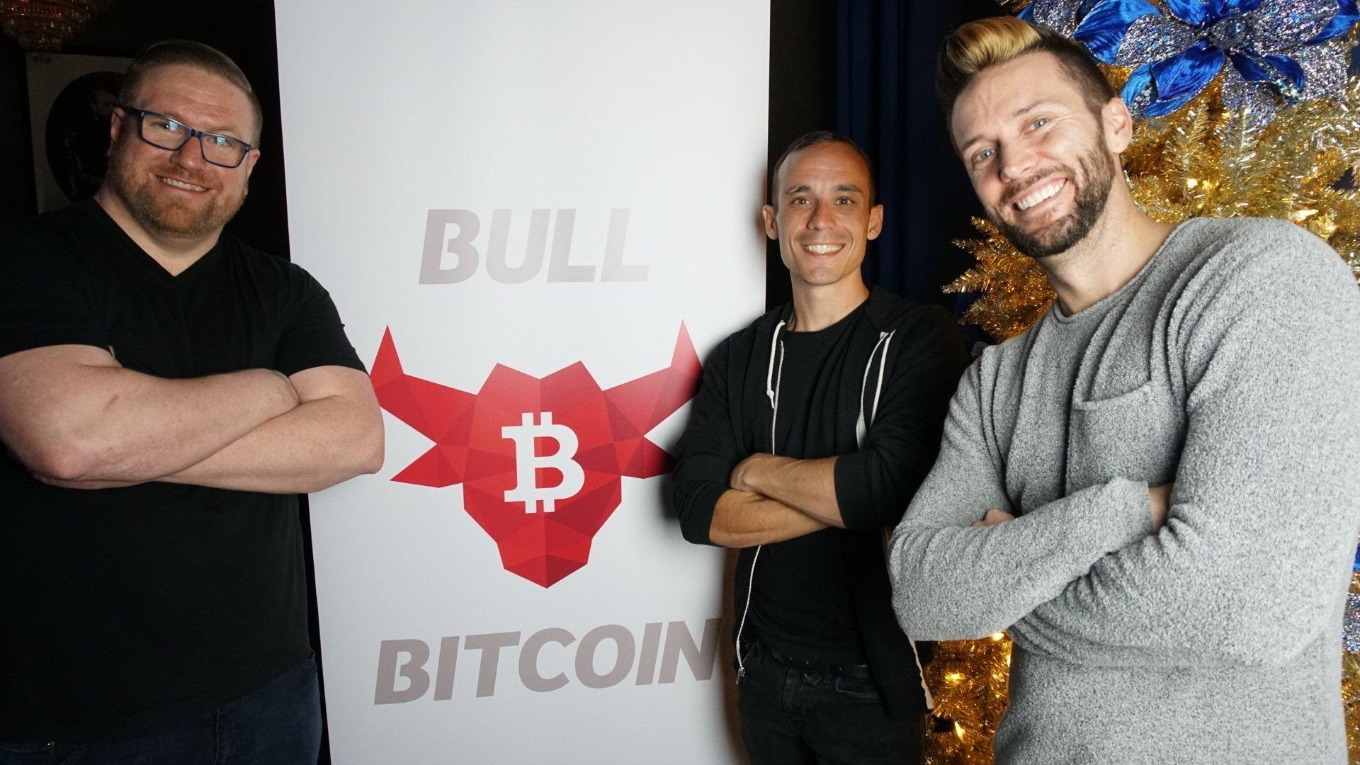 Ces bitcoiners prennent le taureau par les cornes 0001