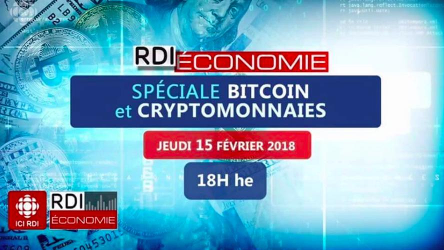 RDI Économie : Démystifier le Bitcoin et les Cryptomonnaies 0001