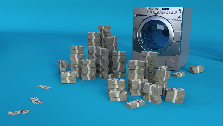 Blanchiment d'argent : moins de 1 % des transactions en bitcoins 0001