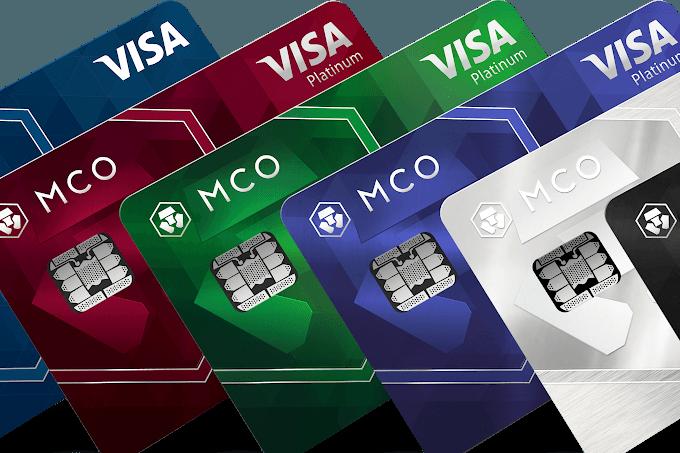 Top Krypto News 2018: Krypto Visa Karten 0001