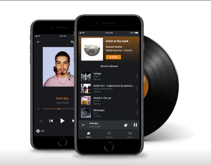 Musicoin lance son application mobile 0001