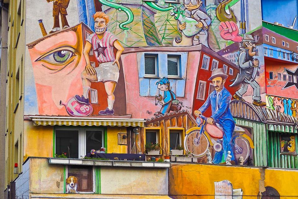 æternitys Blockchain verewigt Urban Street Art 0001