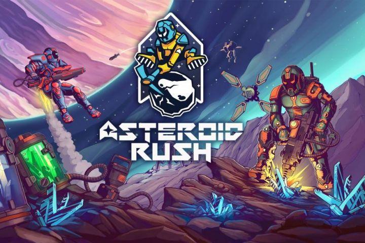 asteroid rush