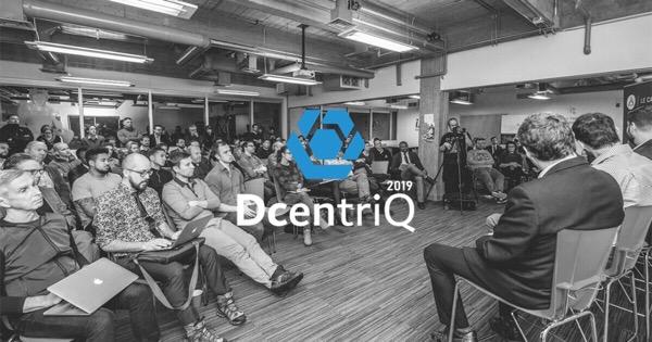 Évènement DcentriQ 2019: Révolution Blockchain 0001