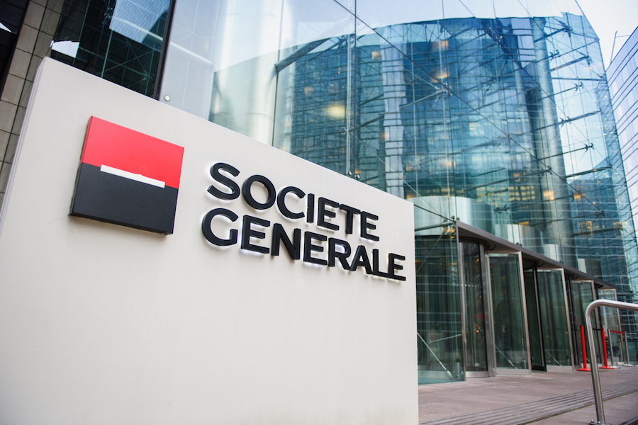 Société Générale SFH a émis la première obligation sécurisée sous forme de... 0001