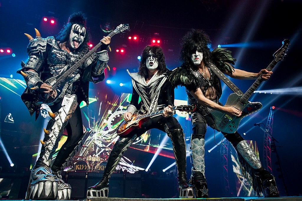 """Le chanteur de Kiss: """"Le Bitcoin est volatil, mais n'est pas mort"""" 0001"""