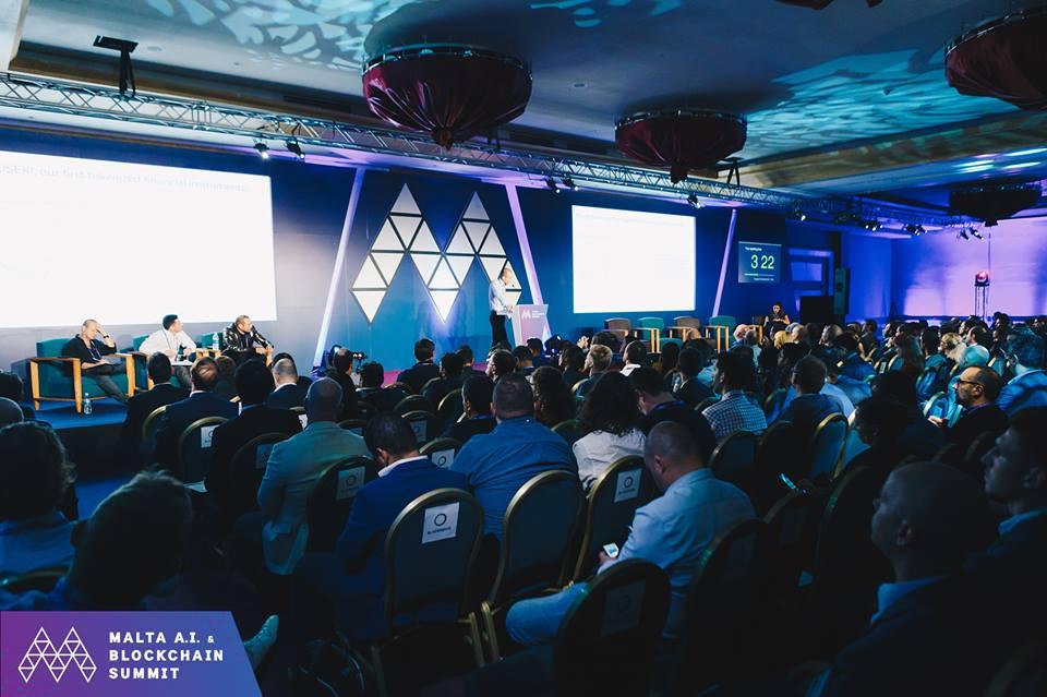 Trois semaines avant le sommet I.A. et blockchain de Malte 0001