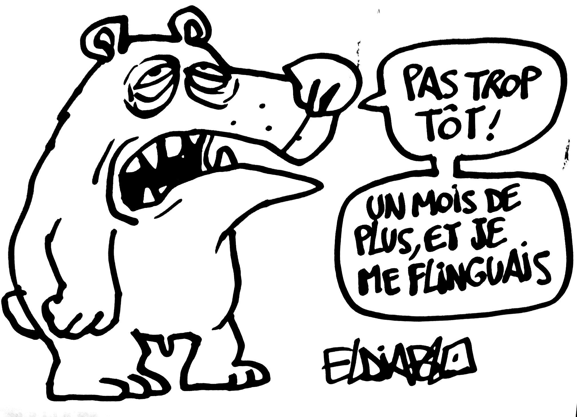 Eldiablo: les dessins de la semaine 0001