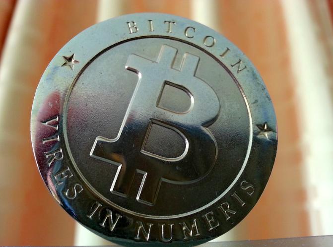 Vires in numeris: la devise du Bitcoin 0001