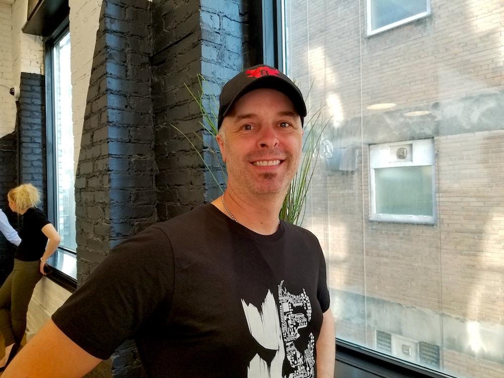 Étienne Larrivée: développer Bitcoin, jour après jour 0001
