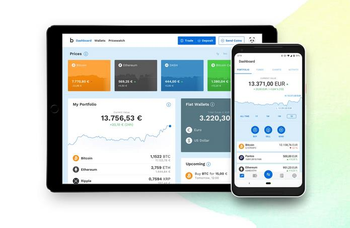 Bitpanda übertrifft 1 Million Nutzer Meilenstein 0001