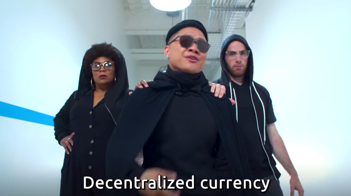 L'inventeur du Bitcoin se met au rap 0001