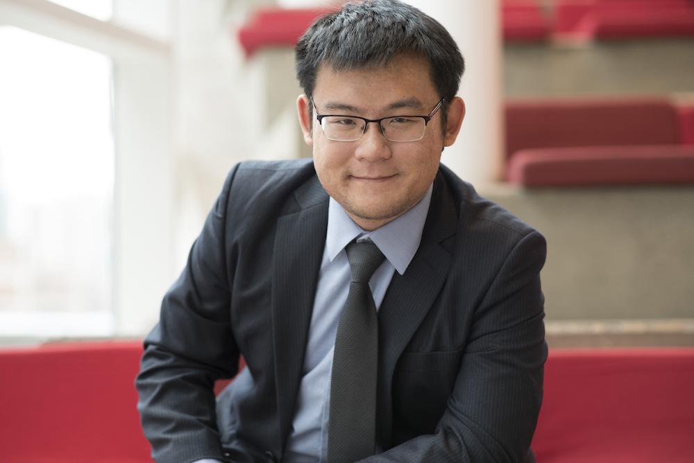 Kaiwen Zhang: enseigner la blockchain à la jeune génération 0001