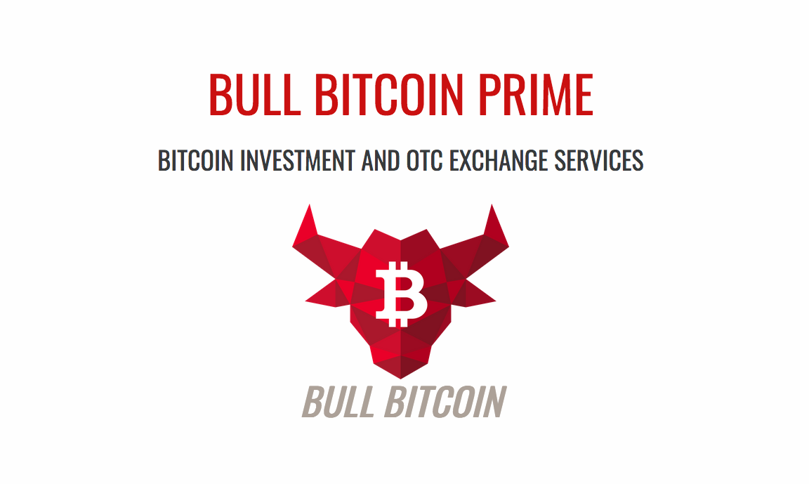 Canada: Bull Bitcoin lance son service Prime, pour les grosses transactions en Bitcoin 0001