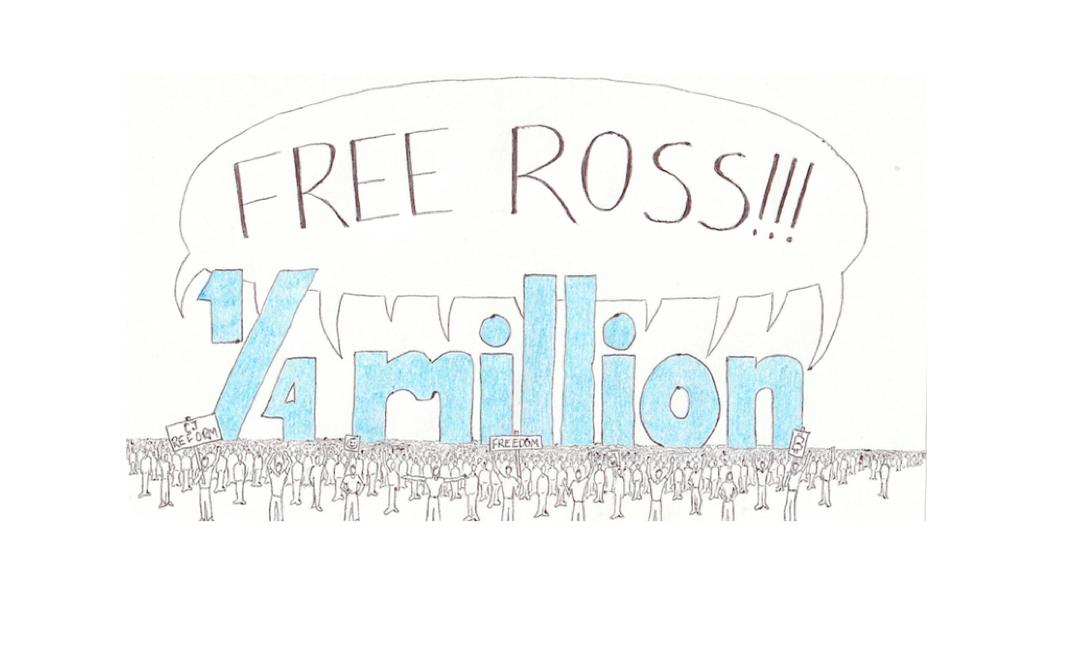 250 000 signatures pour libérer Ross Ulbricht (Silk Road) 0001