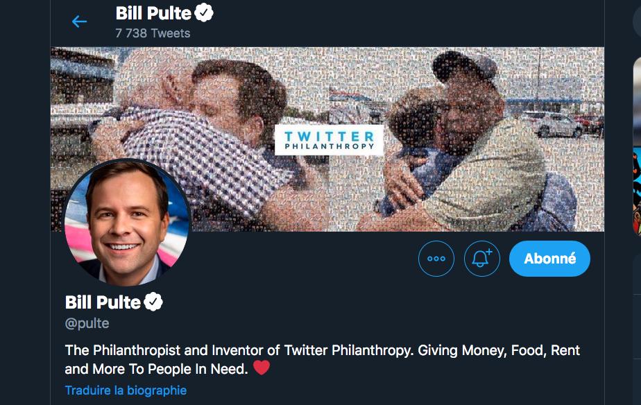 Le millionnaire Bill Pulte distribue gratuitement ses bitcoins sur Twitter (MAJ) 0001