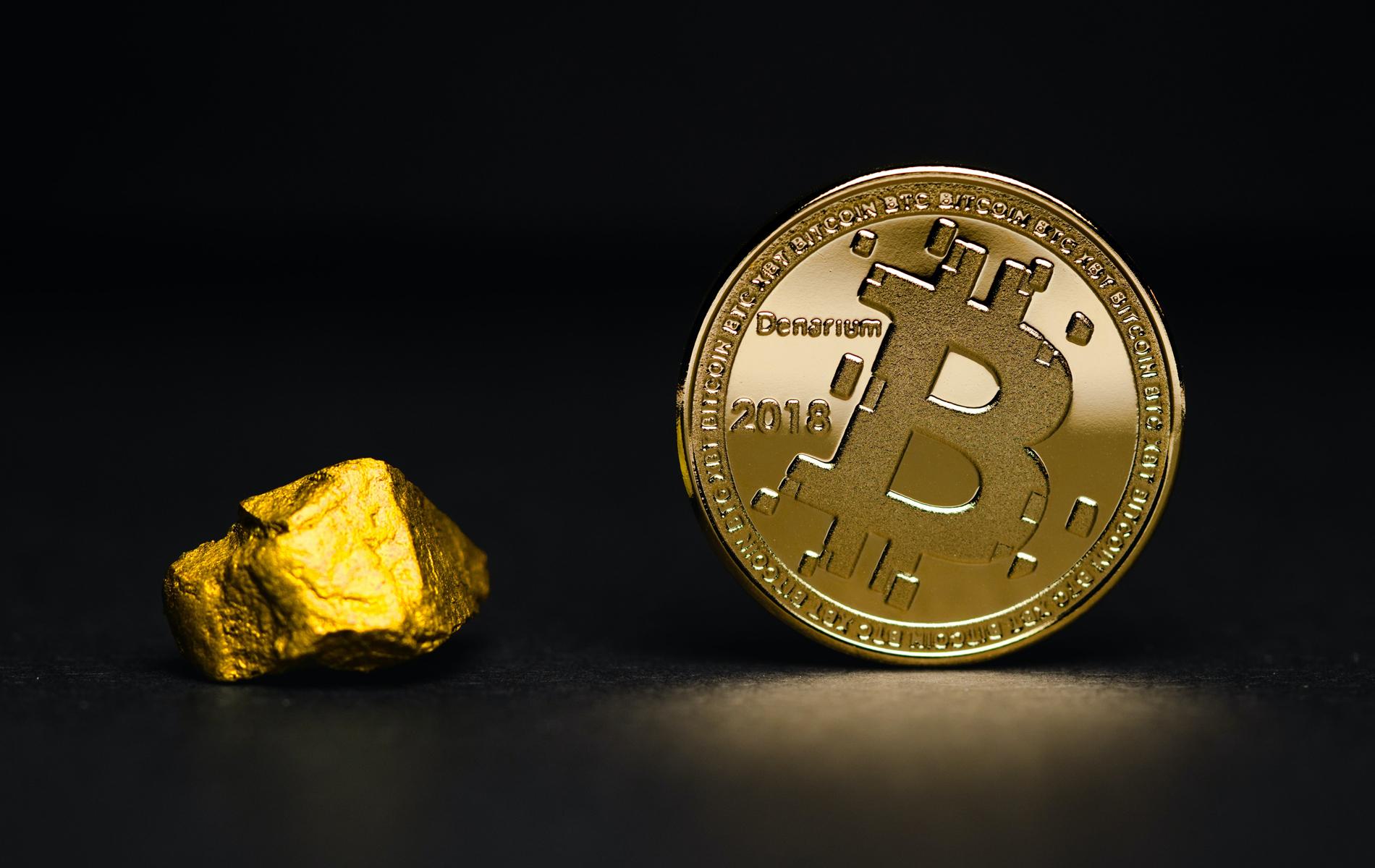 黄金价格飞涨,而在冠状病毒危机中比特币价格上涨已经落后 0001